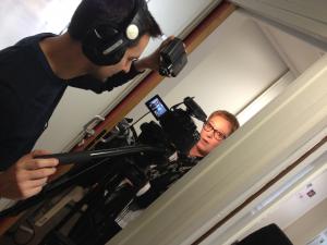 tournage reportage